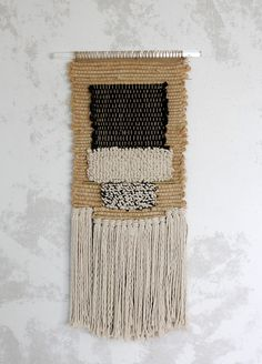 all-roads:  Case Study Weaving by All Roads, available via etsy.