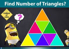 Find the number of Triangles - Brain Teasers Puzzles with Answer - http://picsdownloadz.com/puzzles/find-the-number-of-triangles-brain-teasers-puzzles-with-answer/