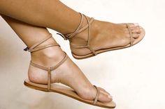 32bc2b79f 54 imágenes increíbles de sandalias y zapatos