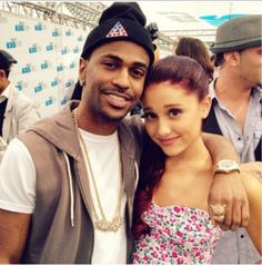 New Couple Alert: Ariana Grande and Big Sean - #Ariana_Grande, #Big_Sean, #Celebrity_Couples, #Celebrity_Gossip, #Celebrity_News  More Images and Full Article at http://sugarsurgery.com/new-couple-alert-ariana-grande-big-sean/