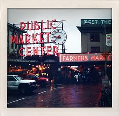 pike place.  want to visit someday