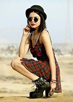 Omg this is perfect. Love plaid. Grunge