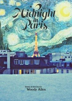 Midnight in Paris - this film took all of my ideas. I've always loved the 20s, but understood that I must appreciate my own age and keep nostalgia in check. I think all great artists wrestle with getting over the past to become leaders of their own generation. This film is great because it brings my personal heroes of the 20s to life.