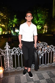 Hidetoshi Nakata At GQ Party For Jim Moore And Milan Fashion… http://styleguy.tumblr.com/post/122115909259