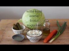 : Video: hoe maak je sandwichspread?