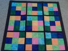 Sudoku Quilt