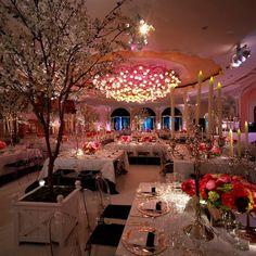 Decoração de #casamento. Um sonho.