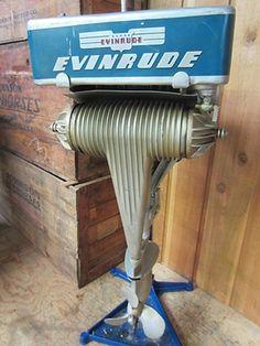 Evinrude 20 HP Speeditwin, 12U276 (1929)