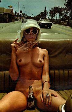 Helmut Newton 1976 For Playboy.