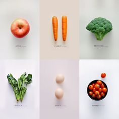 Vegetables Photography, Fruit Photography, Creative Photography, Photography Ideas, Food Graphic Design, Food Menu Design, Web Design, Speisenkarten Designs, Fruit Juice Recipes