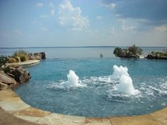 A Gallery of 50 Residential Freeform Pools from The Master Pools Guild