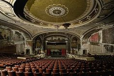 'States of Decay': early 20th Century Theatre, Connecticut - Barter and Marbaix