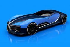 The Bugatti of future past!