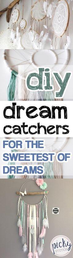 DIY Dream Catchers f