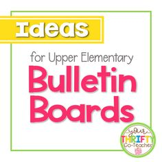 Elementary Bulletin Boards, Teacher Bulletin Boards, Upper Elementary, Board Ideas, Decorating, Secondary School, Dekoration, Decoration, Decor