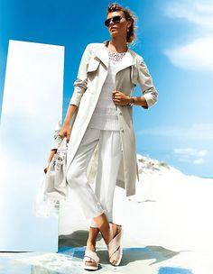Damen Sommertrench | MADELEINE Mode