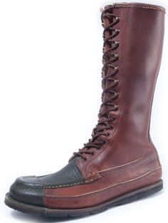 W.C. Russell Moccasin Company - The Joof Boot - $489
