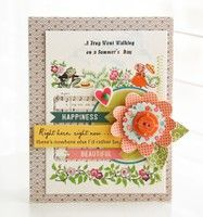 A Project by roree from our Scrapbooking Cardmaking Galleries originally submitted 08/24/12 at 09:43 AM