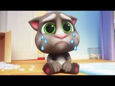 My Talking Tom 2 is here! NEW GAME Official Trailer 2019 - YouTube V Games, News Games, Games For Kids, My Talking Tom, Official Trailer, Biryani, Anime, Girl Room, Samurai