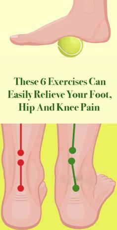 Natural Cures for Arthritis Pain - - If You Suffer From Foot, Knee, or Hip Pain, Here Are 6 Exercises to Kill It Arthritis Remedies Hands Natural Cures Natural Cure For Arthritis, Natural Cures, Natural Beauty, Foot Exercises, Knee Strengthening Exercises, Scoliosis Exercises, Knee Stretches, Plantar Fasciitis Exercises, Arthritis Exercises