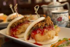 Disney Recipe for Sweet-and-Sour Fish on Steamed Buns and Nine Dragons Restaurant in China Pavilion at Epcot Celebrates 'Year of the Monkey' Beginning Feb. 8