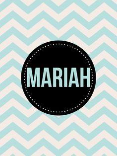 Name Wallpaper, Names