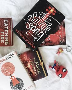 "71 Likes, 5 Comments - kate lynne & lauren & natalia (@threebooknerds) on Instagram: ""{kate lynne} I LOVE THIS SAVAGE SONG! ITS SO GOOD. AHHHHHHH. now i need to read more of ve schwab's…"""
