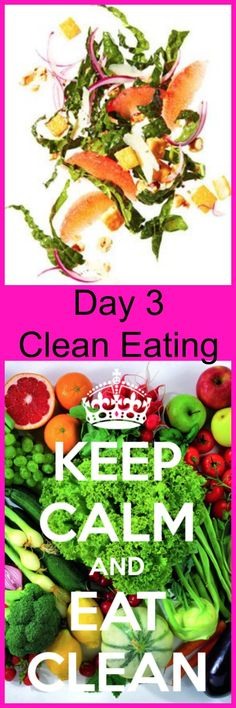 My programs are based on bio individuality wherein what might work for you might not work for the next person. So although there are baseline nutrients that all people should take in, the variations of the diet will change based on needs, environment etc. CLICK on the image for some basic ideas about clean eating