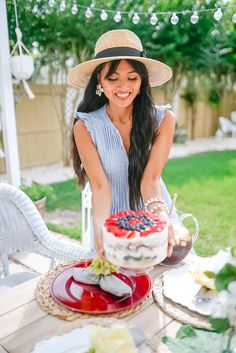 berry trifle, patriotic trifle, summer trifle, summer dessert, red white and blue dessert, patriotic themed dessert Blue Desserts, Summer Desserts, Summer Trifle, Berry Trifle, Petite Women, Only Fashion, Petite Fashion, Outfit Posts, Memorial Day