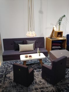 At a fair: Little chairs and bed from byklipklap.dk #kidsroom #kidsfurniture #byklipklap