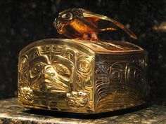 Watch Out for Few Mistakes While Investing in the Gold Bill Reid, Native Canadian, Silver Investing, Haida Art, Inuit Art, Gold Stock, Native Design, Black Gold Jewelry, Gold Box