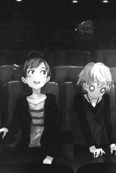 Hikigaya, Totsuka, & Zaimokuza  | Yahari Ore no Seishun Love Comedy wa Machigatteiru