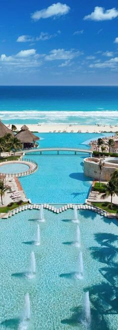 Stay well at The Westin Lagunamar Ocean Resort Villas & Spa, Cancun. Our family-friendly resort offers exceptional amenities for a perfect trip to Mexico. Need A Vacation, Vacation Places, Dream Vacations, Vacation Spots, Places To Travel, Places To See, Travel Destinations, Maui Vacation, Vacation Packages