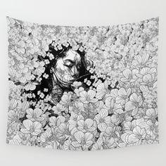 interrompere Wall Tapestry