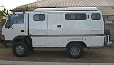Canter 4x4 Camper / Motorhome For Sale - Expedition Portal