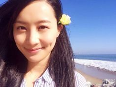 Fala Chen 31st Birthday - no make up