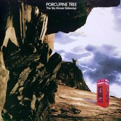 Porcupine TreeThe Sky Moves Sideways album cover