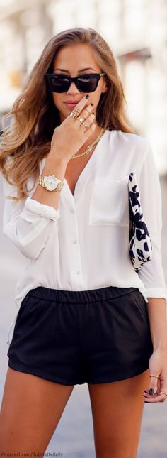 Street Style / Black and White