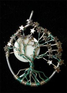 by Carmen - Tree of Life Pendants