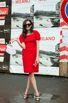 Mfw Diary  Streetstyle wearing #fendi total look #mfw #eleonoracarisi