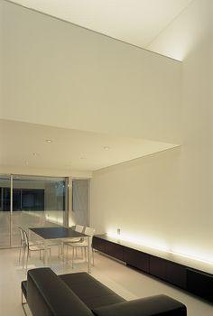 Los interiores minimalistas de 2010 (y II) - Interiores Minimalistas