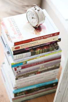 Dreamy Whites: Mantle Free For Now.... and My Mom's Cinnamon Roll Recipe