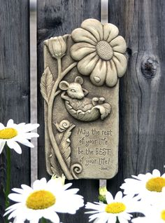 Best of Your Life handcrafted stone