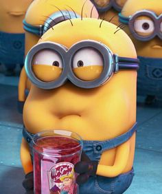 Top 39 Funniest Minions Pictures #Funny Humours