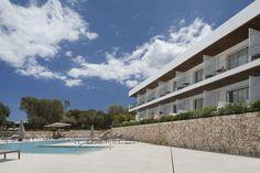 Hotel Cala Esmeralda - Picture gallery #architecture #interiordesign #swimmingpool