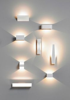 Lighting designers, have you experimented with Lumina? Led, Hanging Lights, Wall Lights, Wall Light Fittings, Light Architecture, Light Installation, Exterior Lighting, Lighting Solutions, Lighting Design