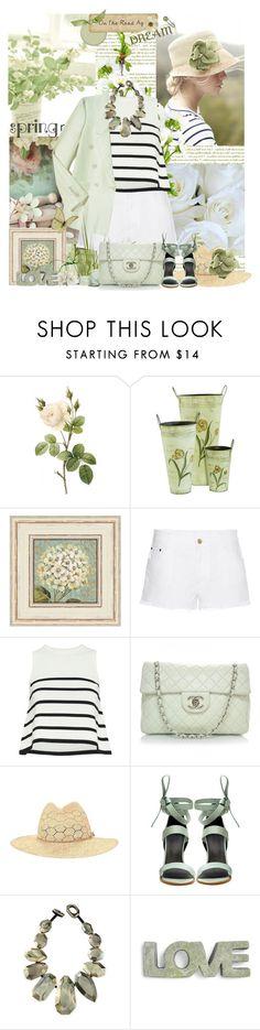 """All the things i love green"" by licethfashion ❤ liked on Polyvore featuring PATH, Alba Botanica, Market, Aime, STELLA McCARTNEY, Cardigan, Chanel, rag & bone, TIBI and Viktoria Hayman"