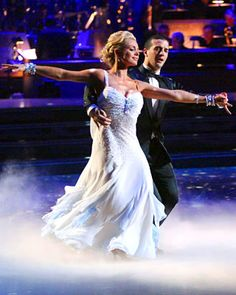 Mark Ballas & Katherine Jenkins    -  Dancing With The Stars  -  spring 2012