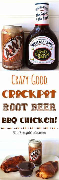 BBQ Chicken Recipe | 11 Succulent Chicken Crockpot Recipes To Make For Dinner | Quick And Delicious Recipes by Pioneer Settler at http://pioneersettler.com/chicken-crockpot-recipes/