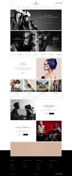 Ознакомьтесь с этим проектом @Behance: «Community web design» https://www.behance.net/gallery/59070365/Community-web-design
